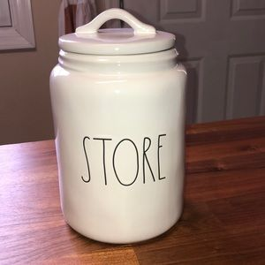 Rae Dunn Store Container